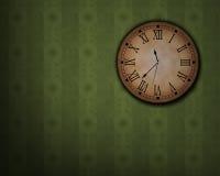 经典时钟 免版税库存照片