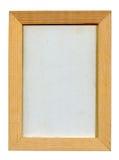 经典木制框架 库存照片