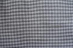 经典浅灰色的方格的棉花 免版税库存图片
