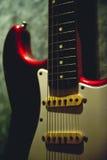 经典电吉他 库存照片
