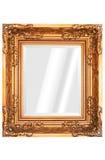 经典镜子 库存照片