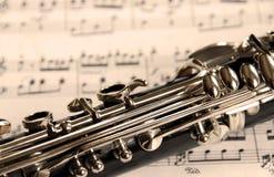 经典音乐 免版税库存照片