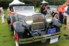 经典20世纪30年代豪华美国汽车 图库摄影