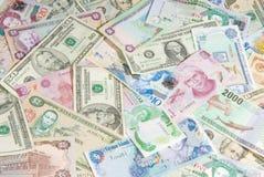 经济世界 免版税库存照片