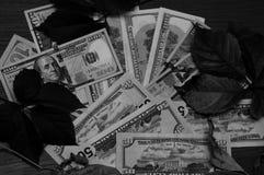 经济和状态,从美元的背景 库存图片