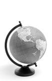 经济地球 库存照片