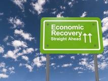 经济复苏 库存照片
