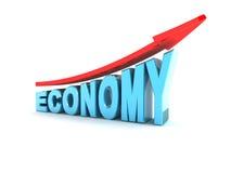 经济 向量例证