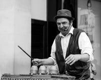 经验在伦敦 免版税库存图片