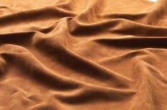 绒面革纹理 库存图片