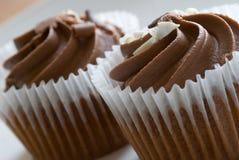 结块巧克力 免版税库存照片