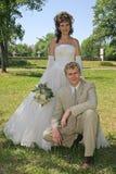 结婚 免版税库存照片