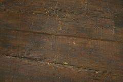 结束木头的老纹理 免版税库存图片
