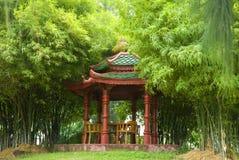 结构上中国式 库存照片