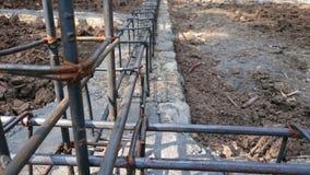结构上地质的增强 reinforeced的常规 免版税图库摄影