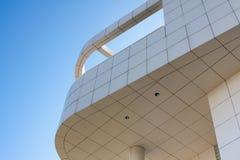 结构上大厦 免版税库存图片