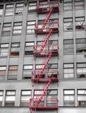 结构上大厦 库存图片