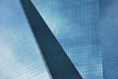 结构上大厦 免版税库存照片