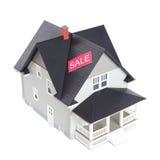结构上房子查出的模型销售额符号 库存图片