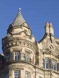 结构上详细资料在爱丁堡 库存图片