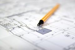 结构上项目 免版税库存照片
