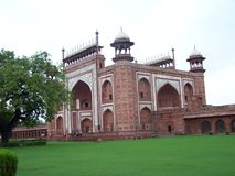 结构印地安人 图库摄影