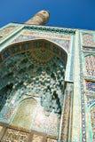 结构回教清真寺 库存照片