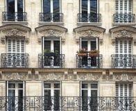 结构在巴黎 库存照片