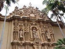 结构地亚哥圣 图库摄影