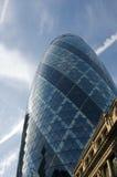 结构城市现代的伦敦 库存图片