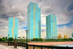 结构城市 图库摄影