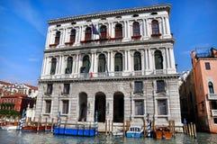 结构威尼斯 库存图片