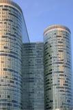结构巴黎摩天大楼 免版税图库摄影