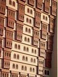 结构当代启发了伊斯兰 免版税图库摄影