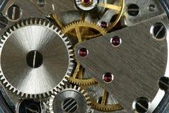 结构手表 免版税图库摄影