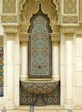 结构摩洛哥人 图库摄影