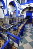结构摩洛哥传统 免版税库存图片