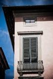 结构有历史的托斯卡纳 免版税库存图片