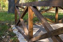 结构木头 库存照片