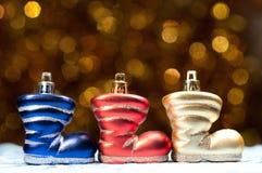 结构树圣诞节启动 免版税库存图片
