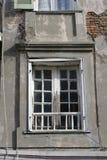 结构法国街区 免版税库存照片