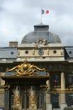 结构法语 免版税库存照片