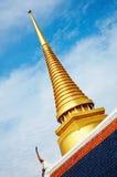 结构泰国传统 免版税库存照片