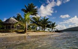 结构海岛 免版税库存照片