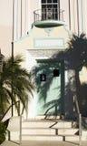 结构海滩南的迈阿密 免版税库存图片