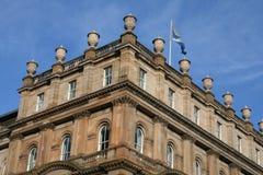 结构爱丁堡 免版税图库摄影
