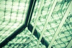 结构现代的柏林 库存图片