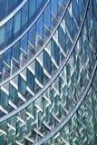 结构现代的欧洲 免版税图库摄影