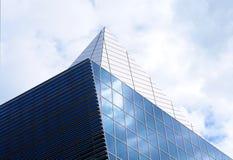 结构现代的都伯林 免版税图库摄影