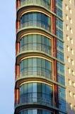 结构现代的里斯本 免版税图库摄影
